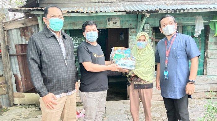 Yamaha Berbagi di Bulan Ramadan Bersama Media, Paket Sembako ke Tiga Titik