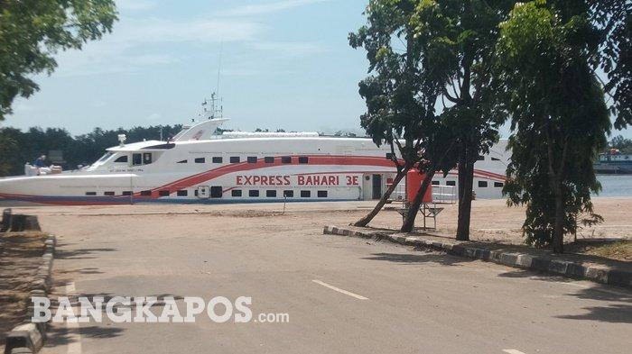 Tanggapi Larangan Mudik, IPC Pangkalbalam Siap Hentikan Layanan Angkutan Kapal Penumpang