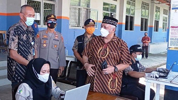 Deteksi Covid-19 Menggunakan GeNose Segera Diberlakukan di Pelabuhan Tanjung Kalian