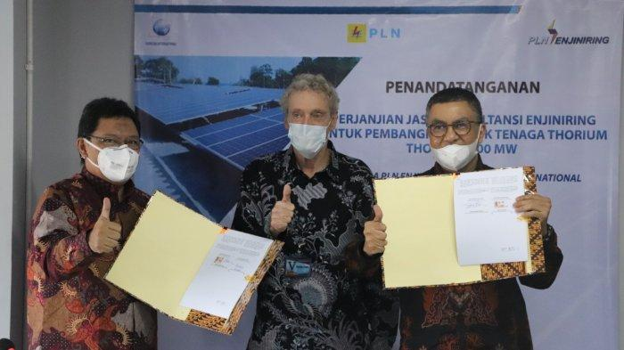 PLTN Pertama Indonesia, ThorCon & PLNE Akan Lakukan Evaluasi di Pulau Tak Berpenghuni di Bangka