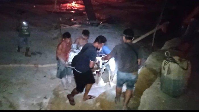 Empat Pekerja Tambang di Belakang Kantor BLK Bangka Belitung Diamankan, Sebagian Kabur - 20210430-tim-naga2.jpg