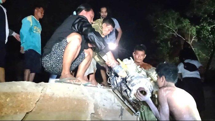 Empat Pekerja Tambang di Belakang Kantor BLK Bangka Belitung Diamankan, Sebagian Kabur - 20210430-tim-naga3.jpg