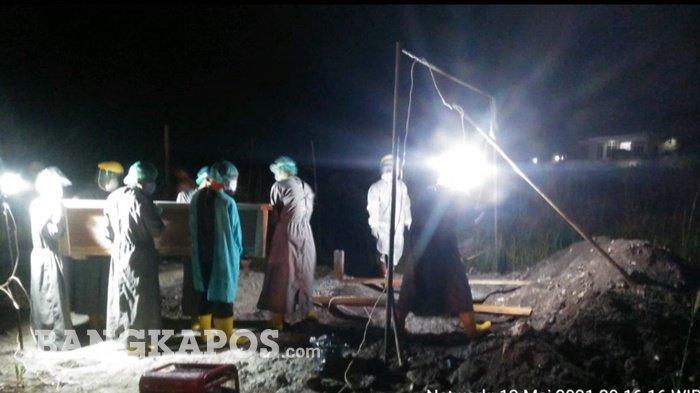 Hari Ini Dua Orang di Kabupaten Bangka Meninggal Dunia Akibat Corona, Total Warga Meninggal 72 Orang