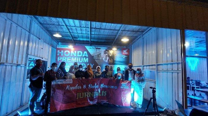 Honda Gelar Kopdar dan Buka Bersama Jurnalis Bertepatan Acara Honda Premium Matic Day