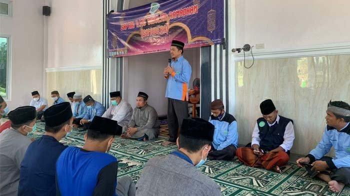 BKPRMI Bangka Gelar Iktikaf di Pondok Pesantren Hubbul Qur'an