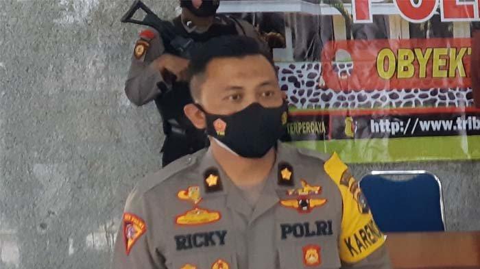 Pasca Ribut Nelayan Vs Penambang, Personel Gabungan Stanby di Polsek Riausilip