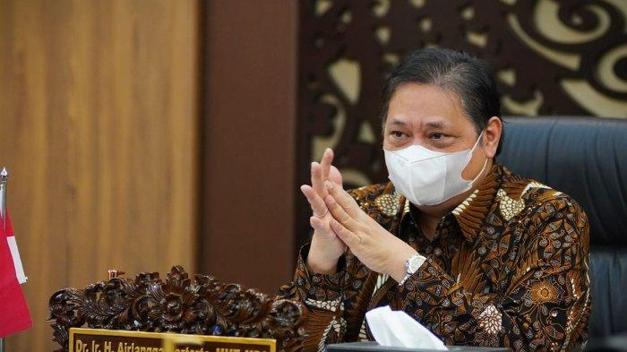 Airlangga Hartarto Tegaskan Pemudik yang Balik ke Jakarta akan Dilakukan Tes Covid-19 di 21 Titik