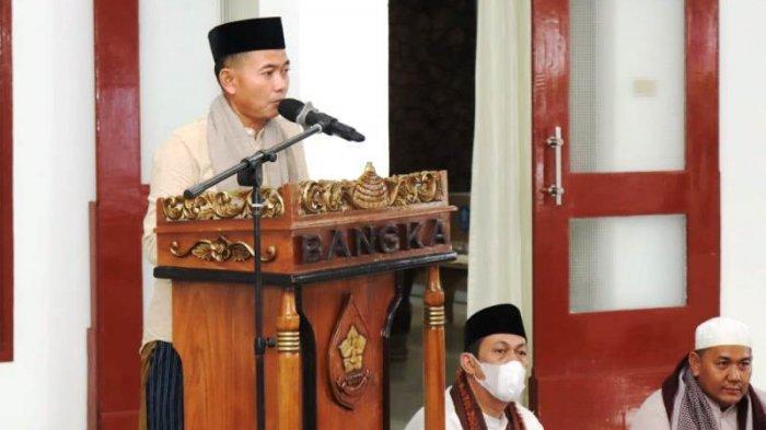 Kabupaten Bangka Masuk 10 Besar Lagi, Mulkan Targetkan Minimal Raih 3 Terbaik PPD 2021