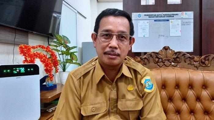 Wali Kota Sudah Setuju Honorer Pemkot Pangkalpinang Dapat THR, Anggarannya Rp3,6 Miliar