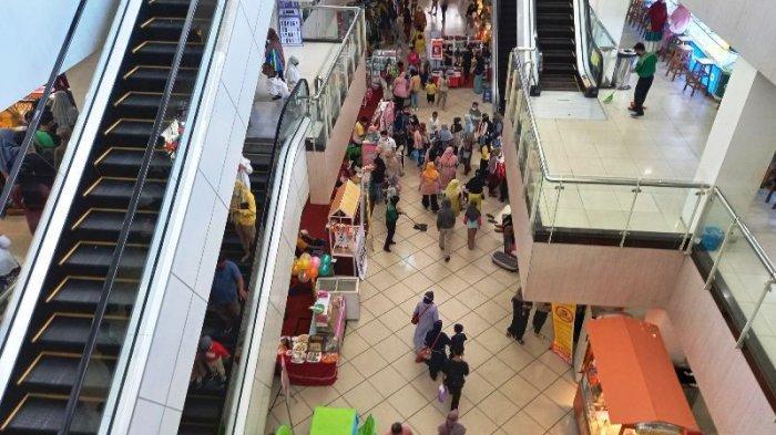 Pengunjung Padat, Dinkes Kota Pangkalpinang Bakal Bentuk Satgas Covid-19 di Pusat Perbelanjaan