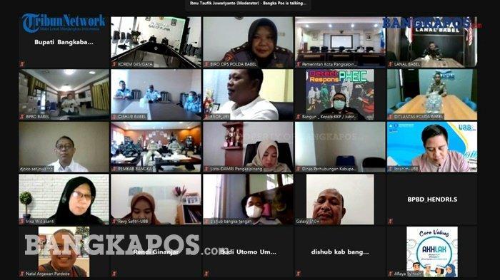 Hadapi Masa Mudik di Masa Pandemi, Babel Soroti Mudik Lokal Antar Pulau Bangka dan Belitung