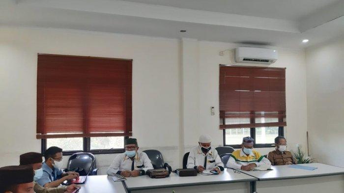 Sembilan Calon Peserta Lolos Lulus Seleksi Pemilihan Ketua Baznas Bateng, Berikut Namanya