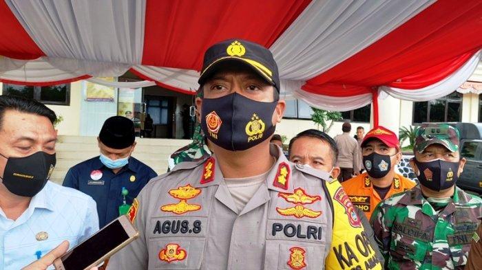 360 Personel Gabungan Disiagakan Untuk Operasi Ketupat Menumbing di Bangka Selatan
