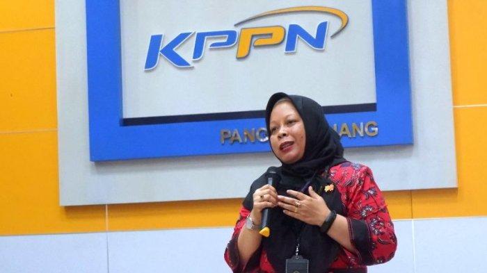 KPPN Pangkalpinang Cairkan THR Tahun 2021 Rp41,3 Miliar Untuk 11.242 Pegawai di Wilayah Bangka