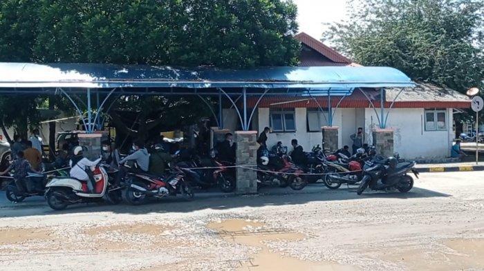 SoalLarangan Mudik, Pelabuhan Tanjungkalian Masih Normal
