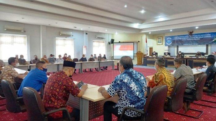 Pemkot Pangkalpinang Gelar FGD Pengelolaan Pelaksanaan Anggaran Pendapatan dan Belanja Daerah