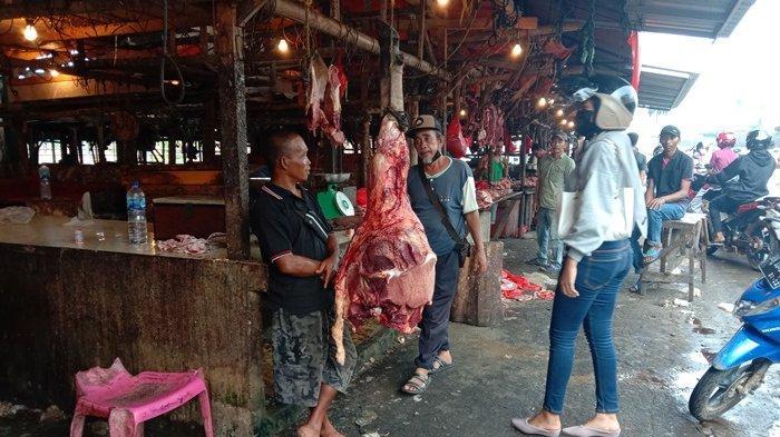 Gubernur Keluarkan HET Daging Sapi dan Ayam, Pedagang: Kami Tetap Ikut Harga Distributor
