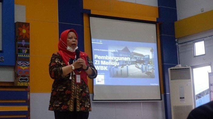 KPPN Pangkalpinang Cairkan Rp 112,5 Miliar Dana Bos Tahap II Untuk 1.072 Sekolah di Bangka Belitung