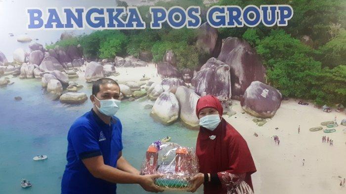 PM Salimah Kunjungi Redaksi Bangka Pos, Bersinergi di Bidang Kehumasan
