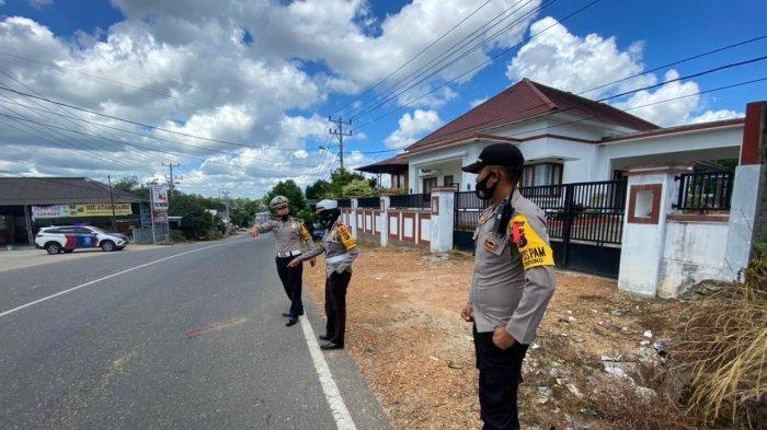 Polisi Selidiki Identitas Pelaku Tabrak Lari Suami Wabup Bangka Selatan