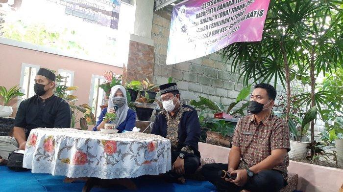 Gelar Reses, Maryam Serap Aspirasi dari Masyarakat untuk Pembangunan Bangka Tengah