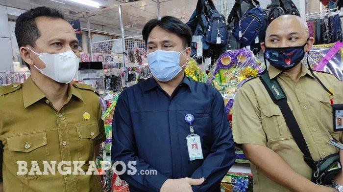 Lakukan Pengawasan Pangan Olahan di Swalayan, BPOM Temukan Dua Produk Kemasan Rusak