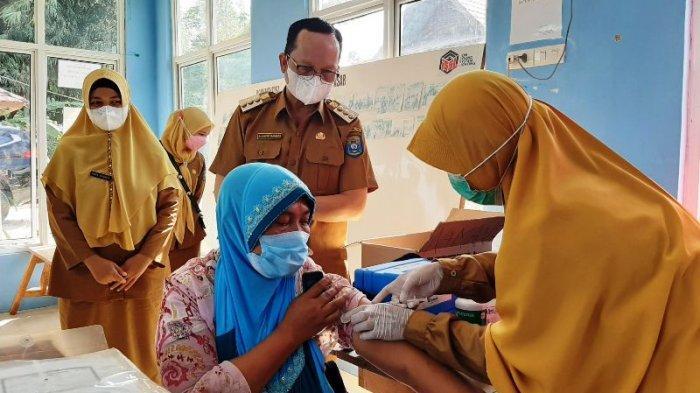 13.000 Lansia Jadi Target Dinkes Bangka Tengah untuk Dilakukan Vaksinasi