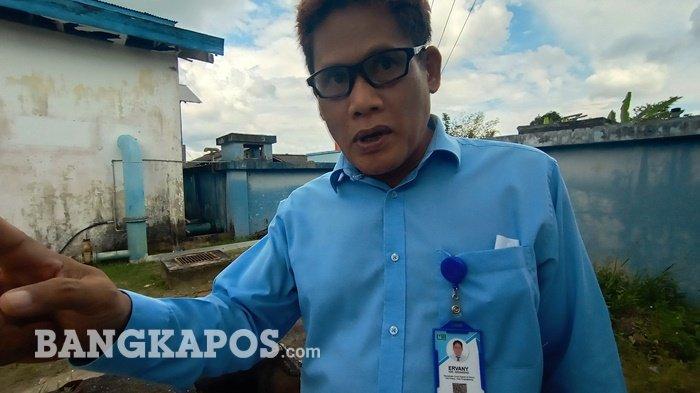 Mesin PDAM Disambar Petir, Pelanggan di Lima Kecamatan Tak Dapat Air