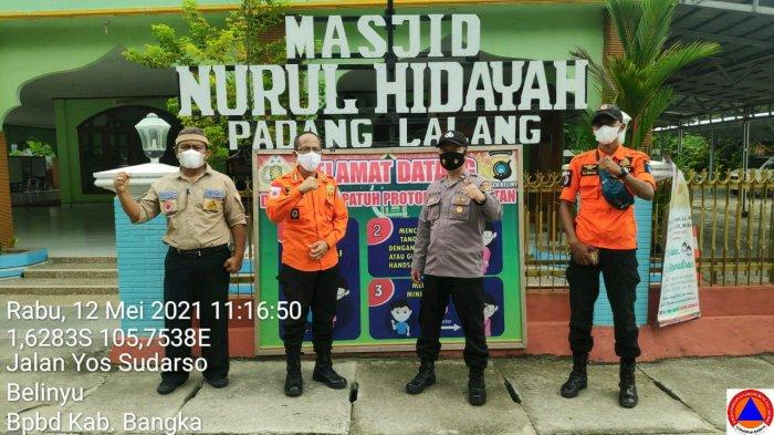 UPDATE: Hari Ini 55 Warga Kabupaten Bangka Terpapar Covid-19,Satu Orang Meninggal Dunia