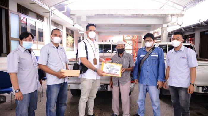 PT Timah Salurkan Bantuan Renovasi Rumah Ibadah di Bangka dan Bangka Selatan