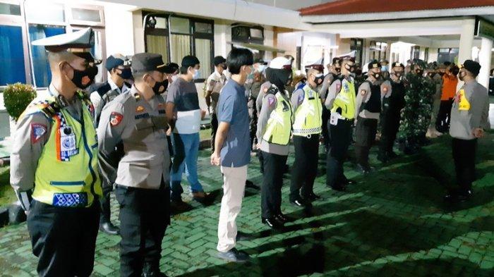 Polres Bangka Gelar Patroli Malam Takbiran Cegah Kerumunan Warga
