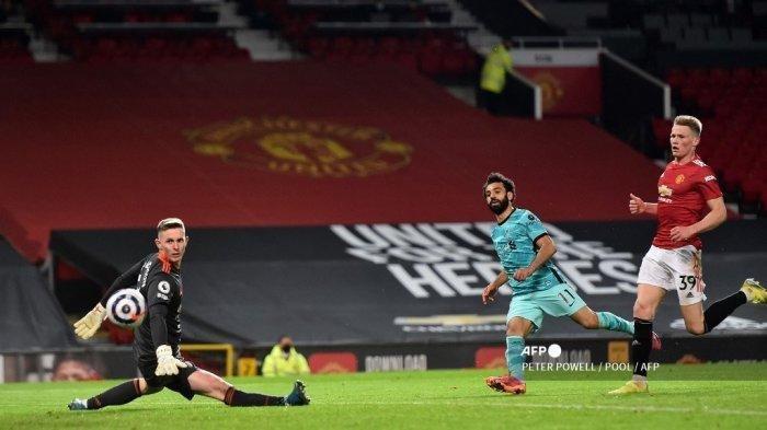 BERITA Liga Inggris: The Reds Pecundangi Manchester United, Solskjaer: Liverpool Pantas Menang