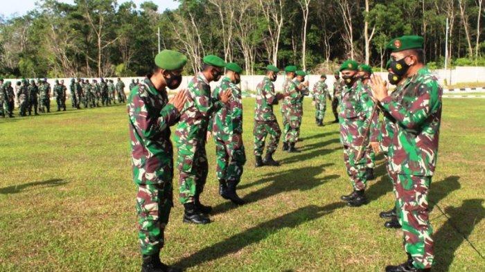 Brigjen TNI M Jangkung Berharap Ibadah Puasa Mendewasakan Pribadi Prajurit