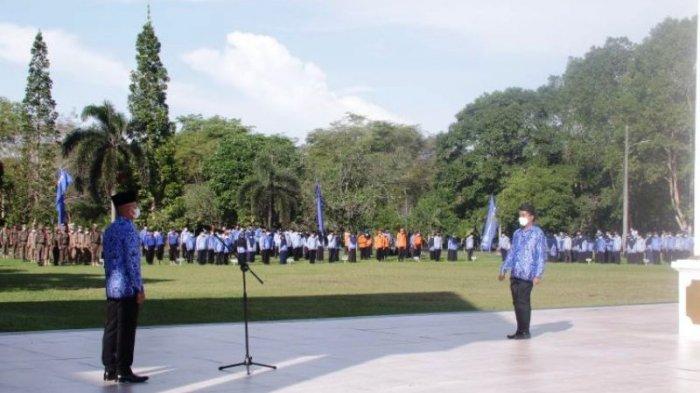 90 Persen Pegawai Pemkab Bateng Sudah Masuk di Hari Pertama Pascalebaran Idul Fitri