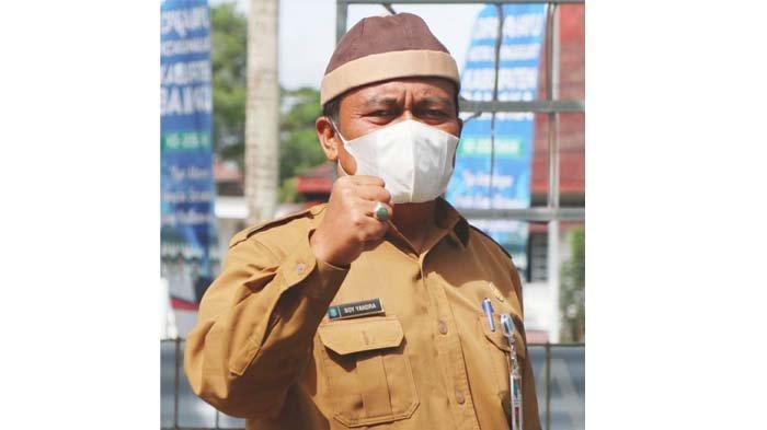 UPDATE Covid-19 Bangka, Terdata 15 Balita Terpapar Covid-19 di Kabupaten Bangka