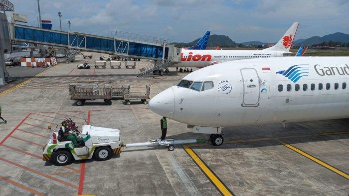 Penerbangan Mulai Normal, Tingkat Keterisian Penumpang Garuda 100 Persen dan Kargo Sebanyak 1.7 Ton
