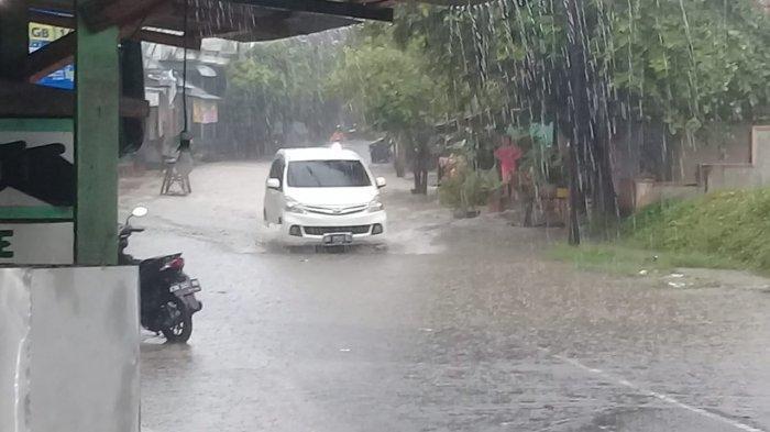 BMKG Prakirakan Potensi Hujan Disertai Petir dan Angin Kencang Hingga Pertengahan Juni 2021