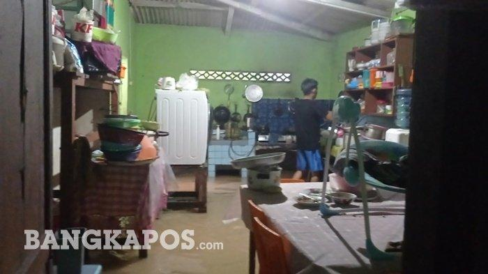 Cegah Banjir Kembali Berulang, Wakil Bupati Bangka Barat Akan Maksimalkan Kolong Retensi