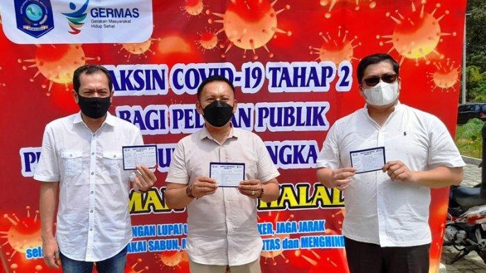 Vaksinasi Gotong Royong Belum Dimulai di Bangka Belitung, Faskes Pelaksana Belum Ditunjuk