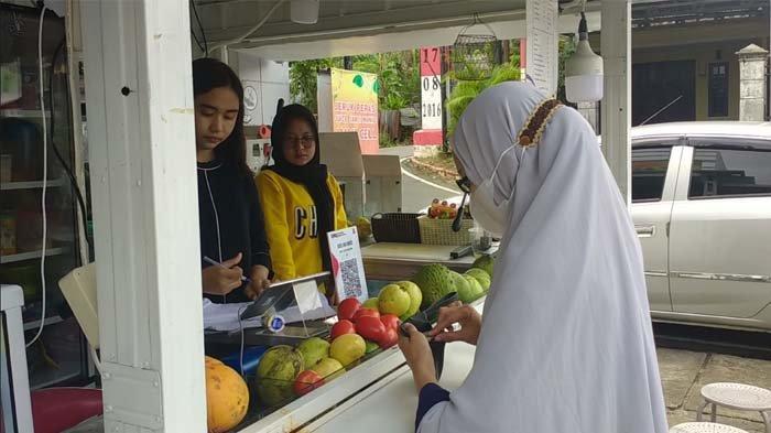 Berkah Pandemi Covid-19, Omzet Kedai Jus Buah Milik Arif Sentuh Angka Jutaan Rupiah Perhari