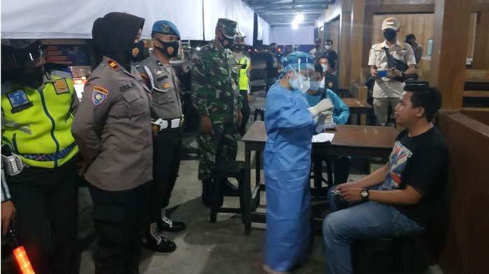 Hampir Tiap Malam Polisi dan Aparat Datangi Kafe dan Warnet, Antispasi Penularan Covid-19