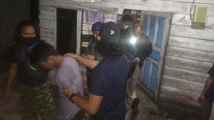 Kabur Setelah Menyayat Leher Pemuda di Toboali, Rusdi Berhasil Diringkus Polisi di Desa Penyak