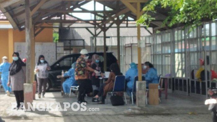 14 Pegawai Positif Covid-19, Kantor Disdukcapil Bangka Tutup Sementara, Masih Didatangi Masyarakat