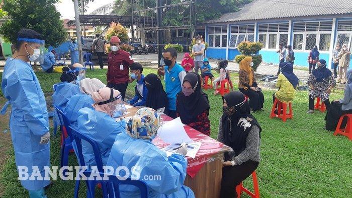 Pasca Lebaran Kasus Covid-19 Bangka Belitung Melonjak, Klaster Perkantoran Meningkat,Ini Pemicunya