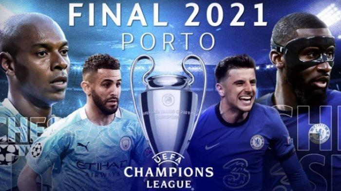 Final Liga Champions: Manchester City di Atas Angin, Ini Skenario Jika Chelsea Ingin Juara