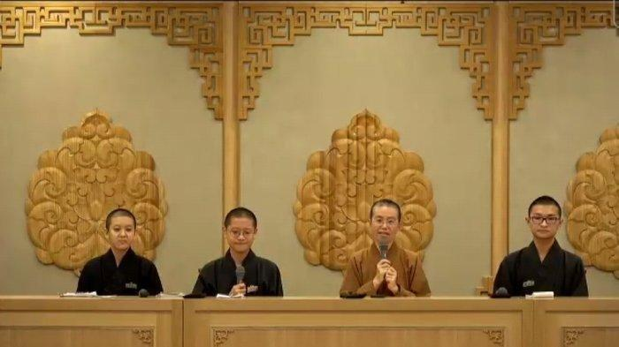 91 Murid Ikuti Kelas Online Buddha Dharma yang Digelar Institut Fo Guang Shan Dong Zen Malaysia