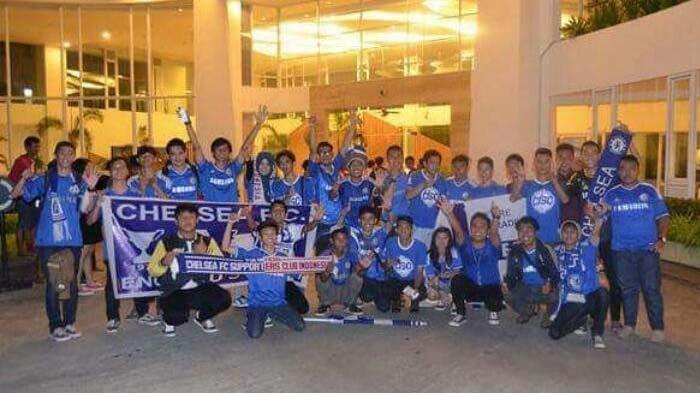 Ketua CICS Regional Bangka Belitung Optimistis Chelsea Menang Lawan Manchester City