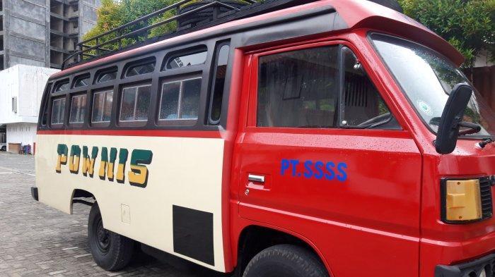 Mobil Pownis, Jenis bus angkutan umum pada tahun 1970