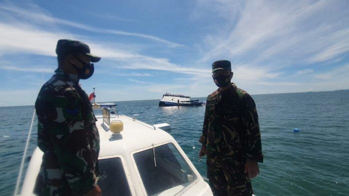 15 Menit Hampir Sampai Tujuan, Tabrak Bangkai Kapal, KM Harapan Kita Tenggelam di Perairan Belitung