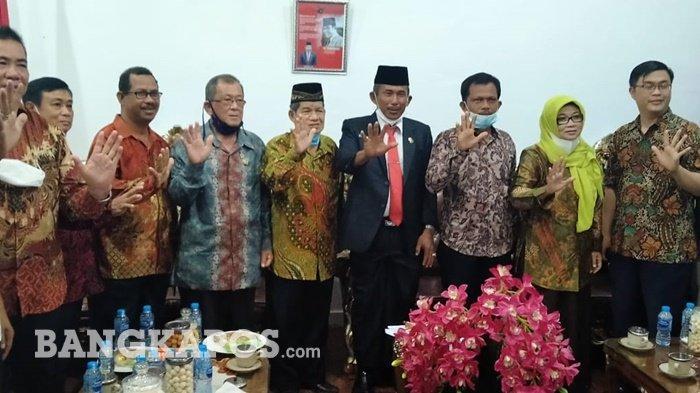 Iskandar: Pancasila Sumber dari Segala Sumber Hukum di Indonesia